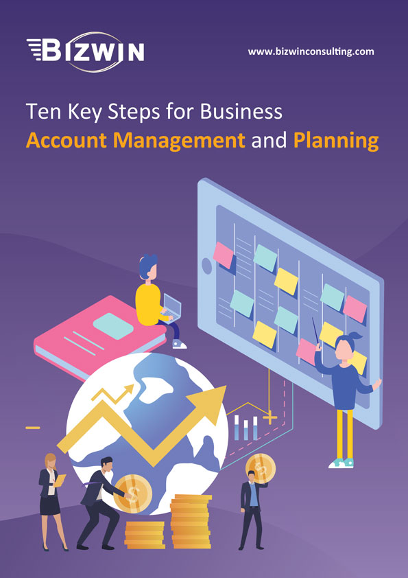 Ten Key Steps for Business Account Management and Planning