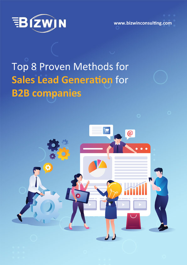 Top 8 Proven Methods for Sales Lead Generation for B2B companies
