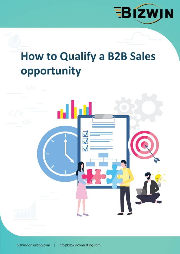 Bizwin | Qualify a B2B Sales Opportunities