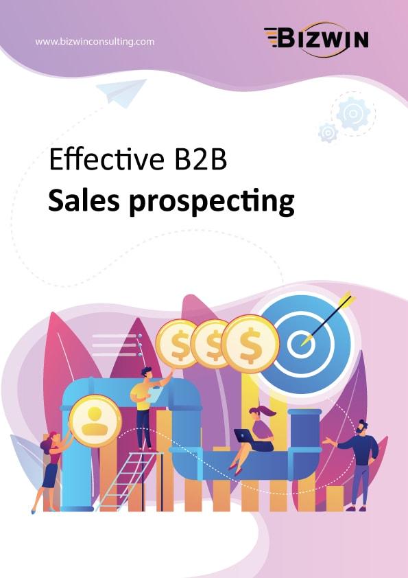 Effective B2B Sales Prospecting