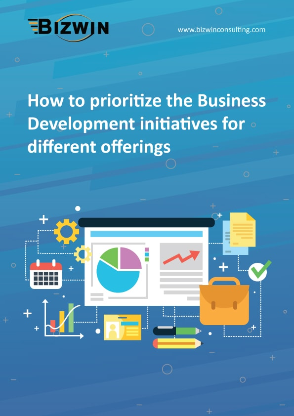 How To Prioritize The Business Development Initiatives For Different Offerings