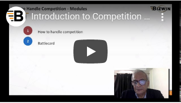 Competition Handling